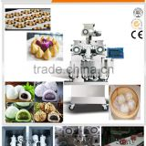 automatic delicious double color crystal bun maker machine with high productivity 120pcs/min