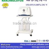 13LOTUS-DFX-23C.V Plastic Aspirator Unit ABS Plastic Mobile Medical Vacuum Pump Suction Devices medical machines