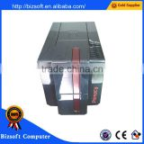 Bizsoft Evolis primacy credit card printing machine with free gifts of YMCKOK and white card and Cardpress