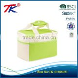 Promotional wholesale custom cold insulation handbags insulation lunch boxes freezable lunch bag                                                                                                         Supplier's Choice