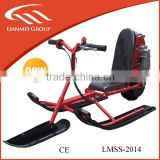 one wheel smart balance gas snow scooter wholesale china