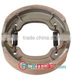 On Sale! China manufacture motorcycle brake shoe with non-asbestos