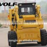 Mini street sweeper, skid steer loader sweeper, sweeper for winter                                                                         Quality Choice