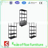 Professional decorated metal chrome plated shoe shelf wood shoe reack with umbrella stand with CE certificate