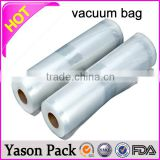 YASON standing spout pouch/custom printed vacuum bags aluminum foil vacuum bag for pop corn embossed vacuum bag