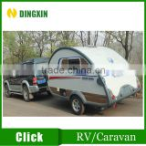 Most Fashionable Travel Trailer Mini Caravan
