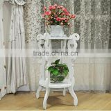 Very popular Decoration plasticl wedding flower stands flower arrangement stands