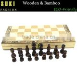 folding chess board wooden chess games