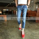 2016 slim jeans for man