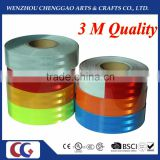 3M quality PET Diamond grade self-adhesive warning reflective tapes                                                                         Quality Choice