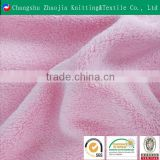 100% Polyester Sided Coral Fleecce Fabric