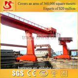 MDG Model 10 Ton Single Girder with Hook goliath gantry cranes for sale