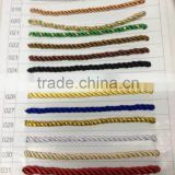 silk braided rope