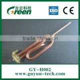 Tubular heating elements Bended pipe 1000W-3000W can be designed