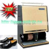 advertising shoe cleaning machine