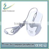 With Drawing Silk Cable Gaming Mouse, 6 Buttons Mouse For Game,Optical Gaming Mouse