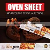 Oven Sheet Cook Science/Safety/Servicebility/Economics/over 100/Poly Tetra flow ethylene/oven/sheet