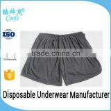 Custom made mens boxer briefs wholesale for swimming