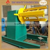 Full automatic hydraulic decoiler