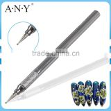 ANY Metal Nail Art Dotting Pen with 5 Extra Dot Tips