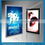 Double Sided LED Snap Frame Advertising Display Light Box