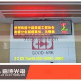 led message board/ electronic indoor led display