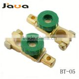 Auto Battery Terminal Splicer/truck/ bus/ car Battery Terminal types, terminal connector, brass terminal clips