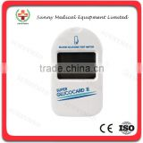 SY-G025 Cheap glucometer blood glucose test meter