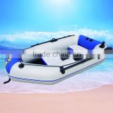 KA1200 Top quality high pressure popular design Inflatable boat fishing boat raft , 2 adults pvc rubber boat for sale