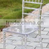 bw transparent chair/transparent plastic chairs/transparent polycarbonate chairs