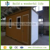 High quality flat pack prefab container chalet house for sale                                                                         Quality Choice