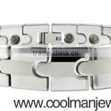 manufacturer of men's jewelry tungsten magnetic energy bracelet