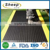 Nice-looking easy to clean industrial acid resistant anti vibration rubber mat
