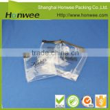 OEM made in china plastic harrods pvc bag christmas cosmetic pvc ziplock bag for gift wrap