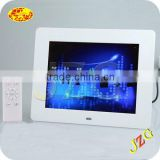 China factory supplies sex digital photo frame video free download battery operate digital photo frame advertisement product
