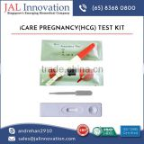 Ensure Quality Experts Tested Rapid Pregnancy Test Cassette/Kit at Industry Leading Prices