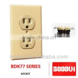 BDK77 UL LIST SOCKET FOR LATIN AMERICA