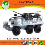 Hot-selling plastic friction tank toy military toys for boy