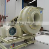 SHAFT drive/belt drve industrial use wholesale IRON/FRP Centrifugal Air Blower/FRP exhaust fan