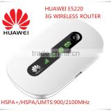 Unlocked New Original HUAWEI E5220 3G Wireless WiFi Router and 3G Mini Pocket WiFi Router