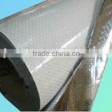 2014 low cost Aluminum foil woven insulation & radiant barrier foil