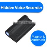 micro hidden digital voice recorder pen with magnet and timer plus mini vehicle driving recorder high sensitive sound pocket Q5