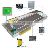 2014 automatic environment control system poultry farming shed