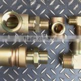 Oem custom metal products fabrication, brass machined parts manufacture, cnc machining brass plumbing fittings brass parts