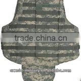 Lightweight HIgh Quality Full Protection Bullet Proof Vest neck protection bulletproof vest