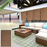 Bamboo curtain/wooden blind