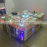 Spain innovative video arcade fishing game machine with low price