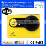 Hot selling extreme outdoor full hd 1080p underwater wifi xiaomi yi sports action camera