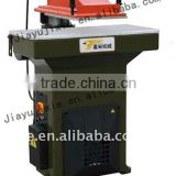 F60 Hydraulic Swing Arm leather cutting machine