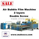 on sale high speed PE bubble wrap machine 2 layers with CE certification made in China
